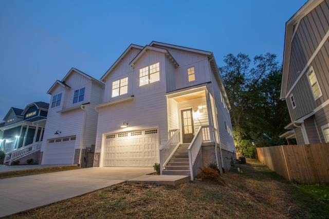 2016 Rosemary Ln, Nashville, TN 37210 (MLS #RTC2192681) :: Cory Real Estate Services