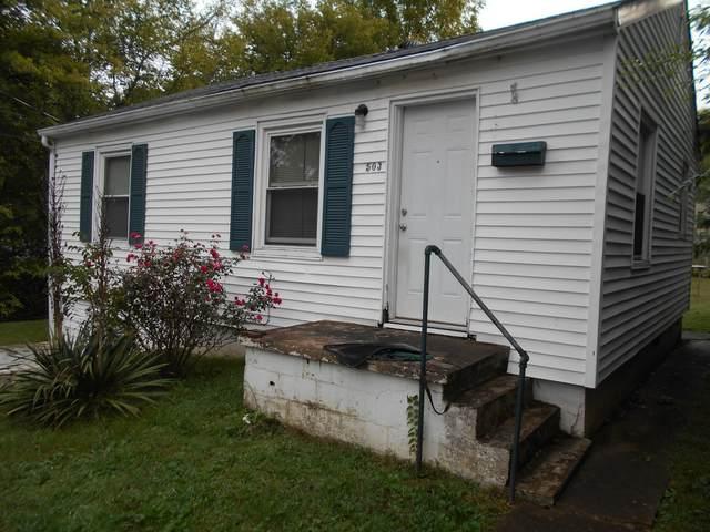 503 Baker St, Clarksville, TN 37040 (MLS #RTC2192733) :: Five Doors Network