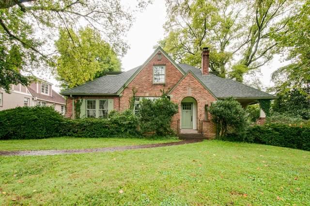 3608 Saratoga Dr, Nashville, TN 37205 (MLS #RTC2192755) :: Ashley Claire Real Estate - Benchmark Realty