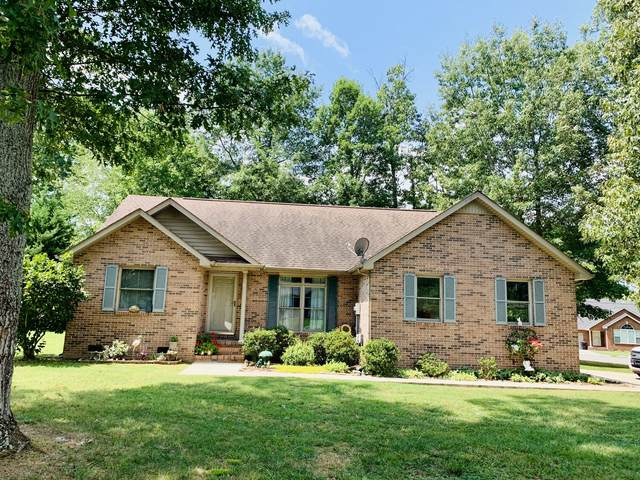 115 Oakmont Dr, Tullahoma, TN 37388 (MLS #RTC2192777) :: Village Real Estate