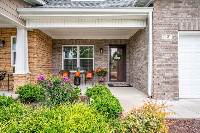 2342 N Tennessee Blvd #1101, Murfreesboro, TN 37130 (MLS #RTC2192782) :: Stormberg Real Estate Group