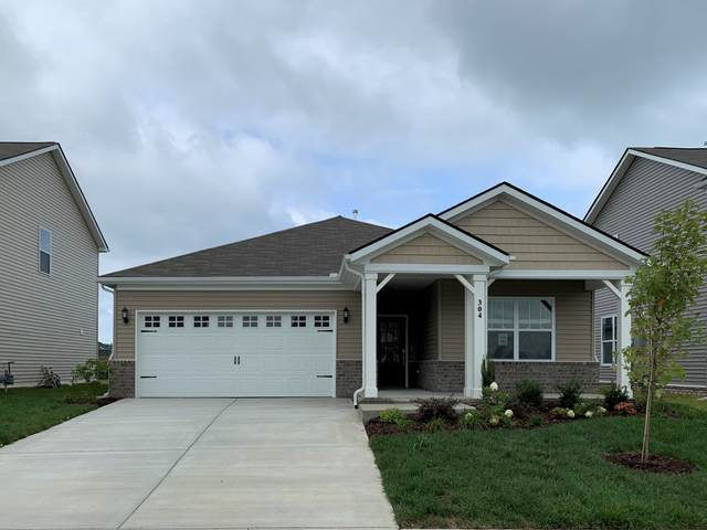 406 Wind Dance Drive, Lebanon, TN 37087 (MLS #RTC2192800) :: Team George Weeks Real Estate