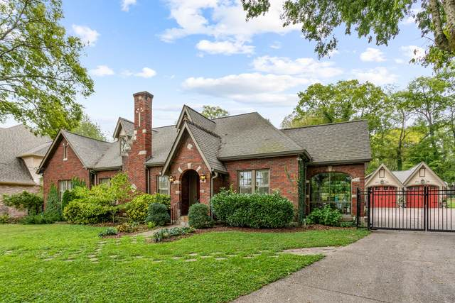 500 Wilson Blvd, Nashville, TN 37205 (MLS #RTC2192806) :: Berkshire Hathaway HomeServices Woodmont Realty