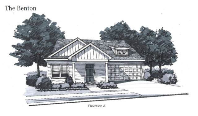 2204 Yearling Dr, Spring Hill, TN 37174 (MLS #RTC2192811) :: Village Real Estate