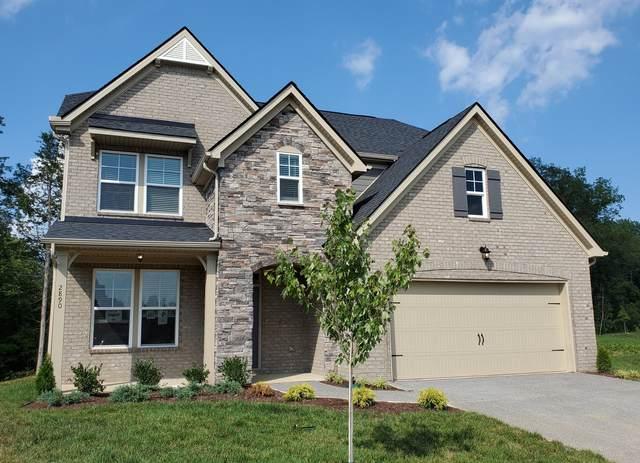5007 Meadow Knoll Ln Lot # 299, Mount Juliet, TN 37122 (MLS #RTC2192833) :: Village Real Estate