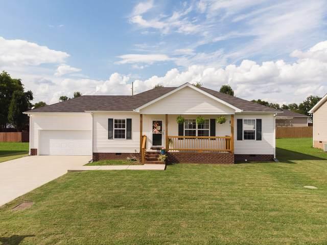 1106 Halverson Dr, Murfreesboro, TN 37128 (MLS #RTC2192874) :: RE/MAX Homes And Estates