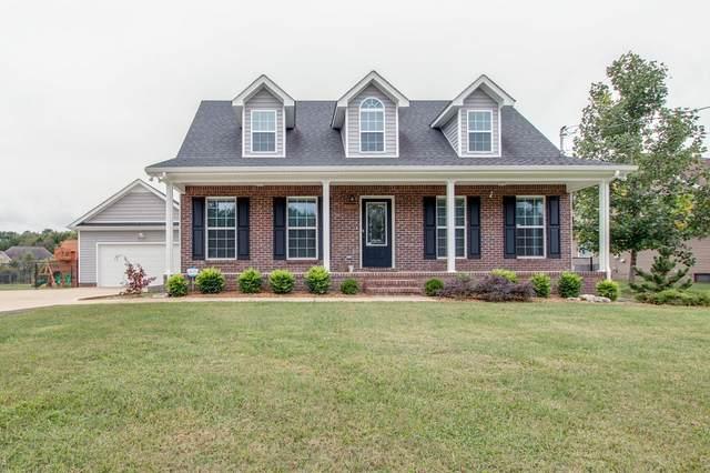 1511 Azalee Ln, Chapel Hill, TN 37034 (MLS #RTC2192883) :: Village Real Estate