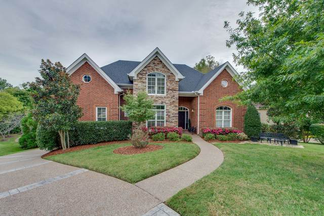 805 Wonderland Ct, Franklin, TN 37069 (MLS #RTC2192888) :: DeSelms Real Estate