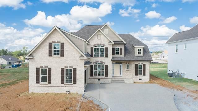 9044 Safe Haven Pl Lot 538, Spring Hill, TN 37174 (MLS #RTC2192909) :: DeSelms Real Estate