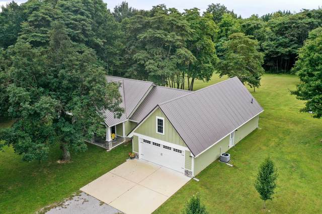 2150 Poarch Hollow Rd, Lewisburg, TN 37091 (MLS #RTC2192927) :: Village Real Estate