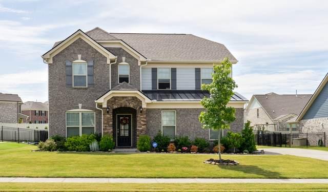 1005 Maleventum Way, Spring Hill, TN 37174 (MLS #RTC2192930) :: Village Real Estate