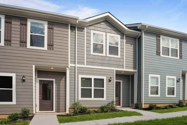 1021 Glen Marcus Drive, La Vergne, TN 37086 (MLS #RTC2192940) :: Village Real Estate