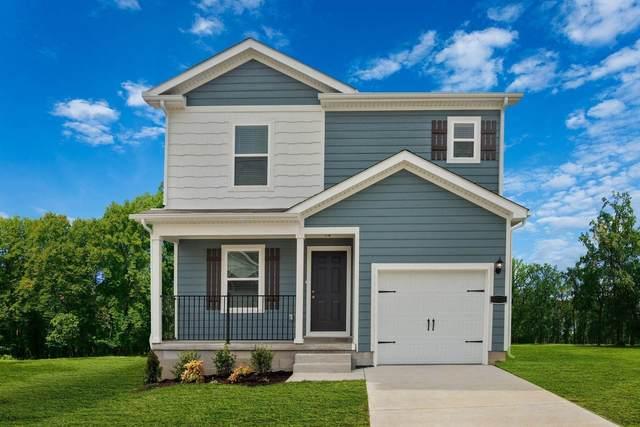 201 Renwick Drive, La Vergne, TN 37086 (MLS #RTC2192950) :: DeSelms Real Estate