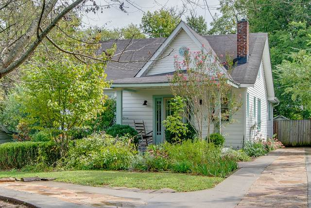 3922 Baxter Ave, Nashville, TN 37216 (MLS #RTC2192972) :: Stormberg Real Estate Group