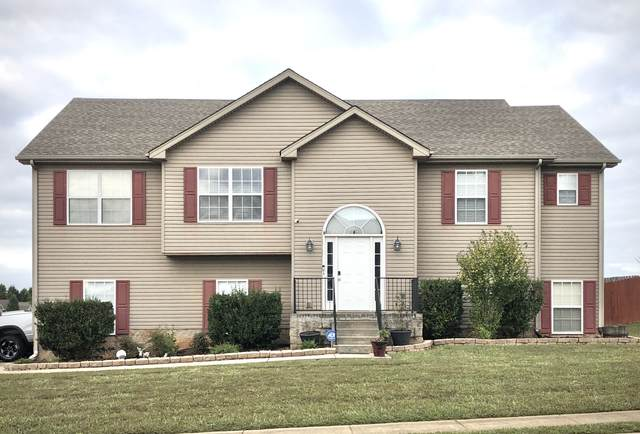 1460 Mutual Dr, Clarksville, TN 37042 (MLS #RTC2193007) :: Kenny Stephens Team