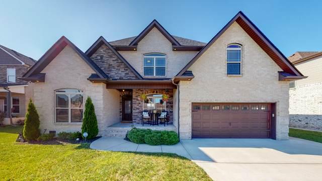 5033 Lady Thatcher Dr, Murfreesboro, TN 37129 (MLS #RTC2193017) :: Village Real Estate