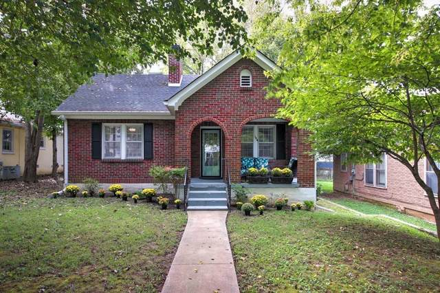108 4th Ave, Columbia, TN 38401 (MLS #RTC2193029) :: Nashville on the Move