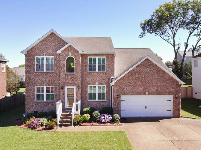4007 Timber Ridge Ct, Mount Juliet, TN 37122 (MLS #RTC2193055) :: Village Real Estate