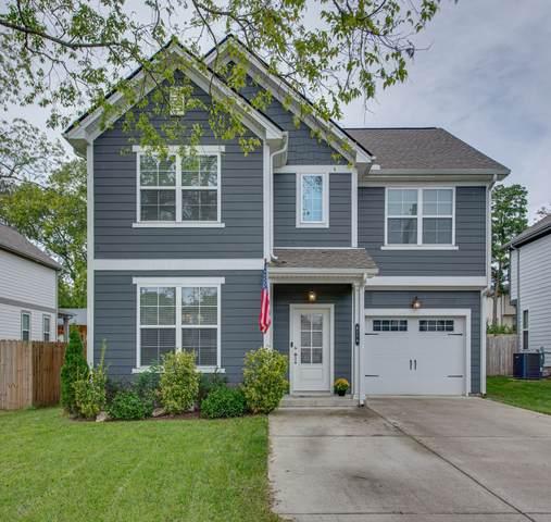 611A Ries Ave, Nashville, TN 37209 (MLS #RTC2193060) :: Village Real Estate