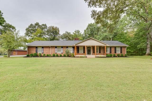 3910 Nashville Hwy, Lewisburg, TN 37091 (MLS #RTC2193073) :: John Jones Real Estate LLC