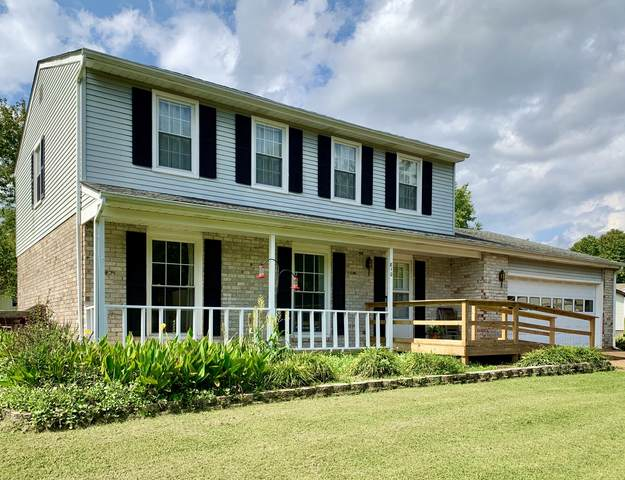 810 Sharon Cir, Lawrenceburg, TN 38464 (MLS #RTC2193091) :: Village Real Estate