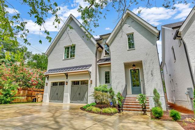 702 Estes Rd, Nashville, TN 37215 (MLS #RTC2193134) :: The Helton Real Estate Group