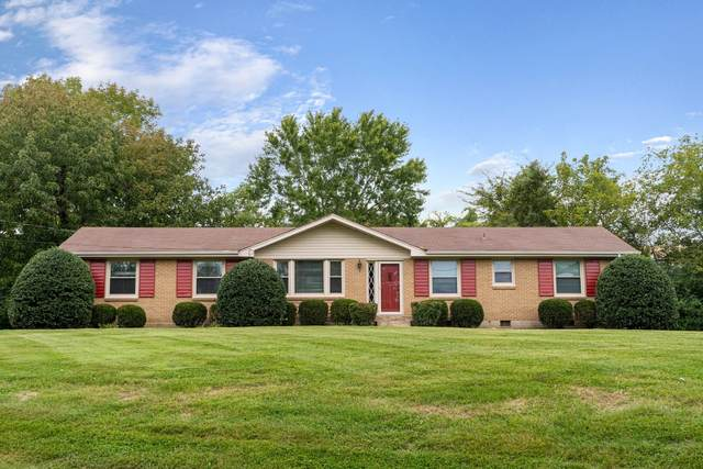 100 Bluewater Dr, Hendersonville, TN 37075 (MLS #RTC2193168) :: Village Real Estate