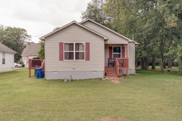 414 S Main St S, Mount Pleasant, TN 38474 (MLS #RTC2193222) :: Ashley Claire Real Estate - Benchmark Realty