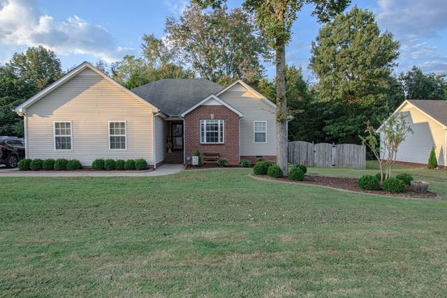 1117 Sunnycrest Ct, Murfreesboro, TN 37129 (MLS #RTC2193224) :: Ashley Claire Real Estate - Benchmark Realty