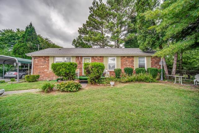 812 Bedford Dr, Clarksville, TN 37042 (MLS #RTC2193256) :: Nelle Anderson & Associates