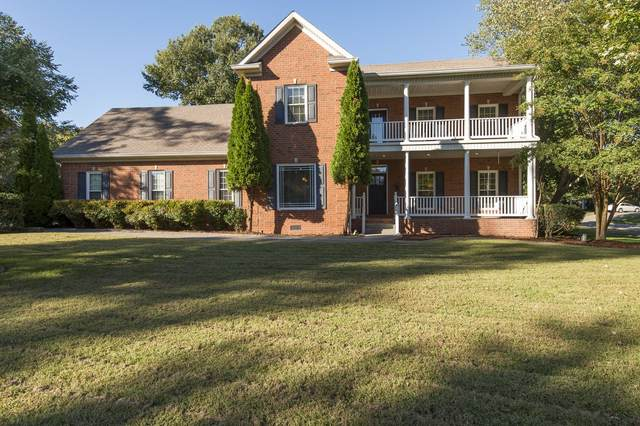 1408 Savannah Park Dr, Spring Hill, TN 37174 (MLS #RTC2193286) :: Village Real Estate