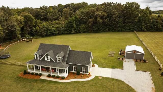377 Tom Link Rd, Cottontown, TN 37048 (MLS #RTC2193287) :: DeSelms Real Estate