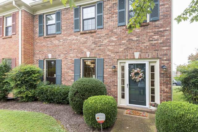 737 General George Patton Road, Nashville, TN 37221 (MLS #RTC2193294) :: Christian Black Team