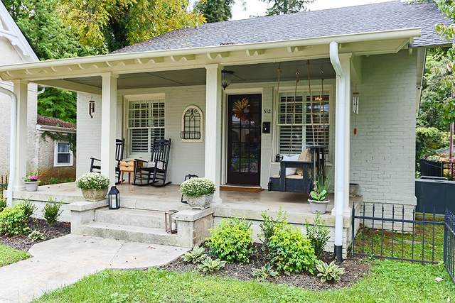 512 E College St, Murfreesboro, TN 37130 (MLS #RTC2193300) :: Benchmark Realty