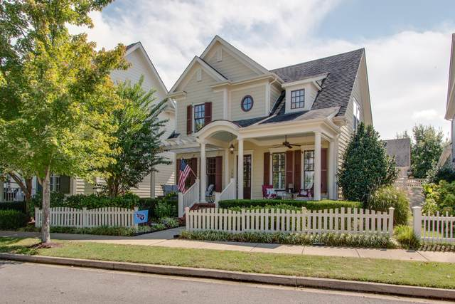 109 Fitzgerald St, Franklin, TN 37064 (MLS #RTC2193311) :: Stormberg Real Estate Group