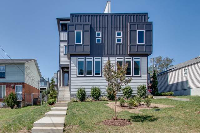 413 35th Ave N A, Nashville, TN 37209 (MLS #RTC2193315) :: Benchmark Realty