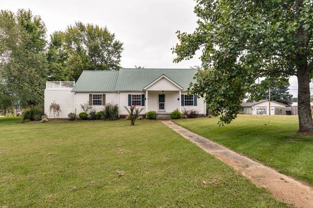 103 Shady St, Summertown, TN 38483 (MLS #RTC2193342) :: Fridrich & Clark Realty, LLC