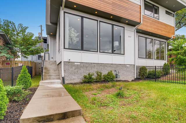 1017 South St, Nashville, TN 37203 (MLS #RTC2193357) :: Christian Black Team