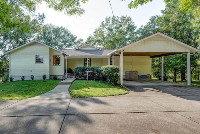 7458 Nolensville Rd, Nolensville, TN 37135 (MLS #RTC2193375) :: Village Real Estate