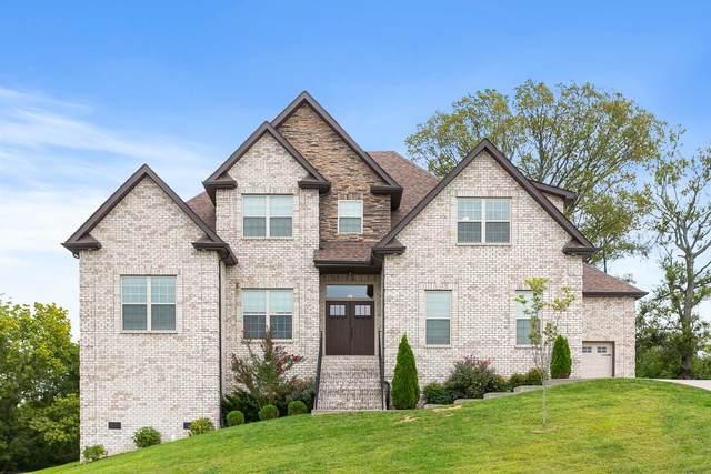 144 Dobson Knob Trl, Nolensville, TN 37135 (MLS #RTC2193426) :: John Jones Real Estate LLC