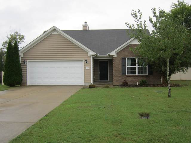 604 Creekpoint Ln, Murfreesboro, TN 37129 (MLS #RTC2193459) :: Village Real Estate