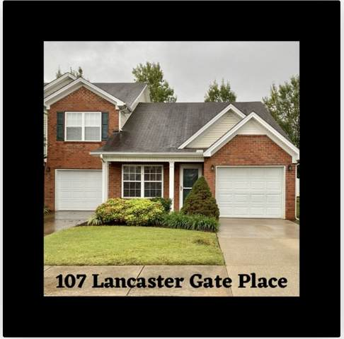 107 Lancaster Gate Pl, Murfreesboro, TN 37128 (MLS #RTC2193479) :: Five Doors Network