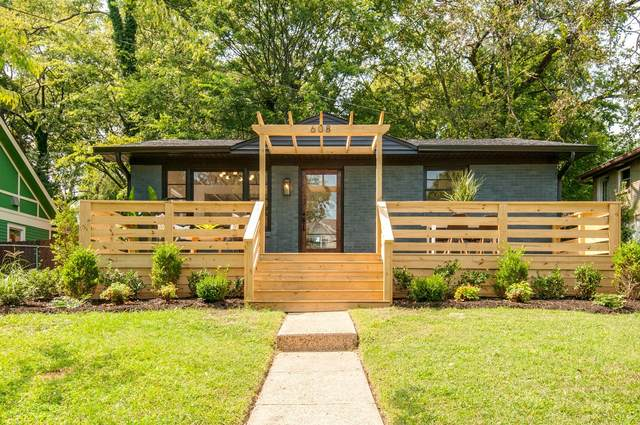 608 S 13th St, Nashville, TN 37206 (MLS #RTC2193490) :: Stormberg Real Estate Group