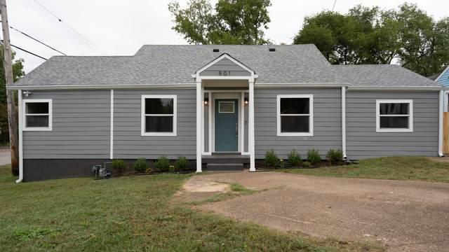 901 Oneida Ave, Nashville, TN 37207 (MLS #RTC2193510) :: Benchmark Realty