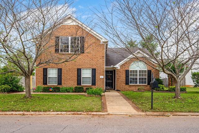 817 Maricopa, Murfreesboro, TN 37128 (MLS #RTC2193570) :: Village Real Estate