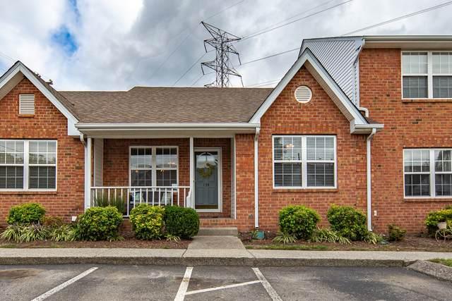 2120 Lebanon Pike #134, Nashville, TN 37210 (MLS #RTC2193583) :: Village Real Estate