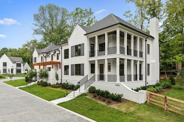 1027A Battery Lane, Nashville, TN 37220 (MLS #RTC2193593) :: The Miles Team | Compass Tennesee, LLC