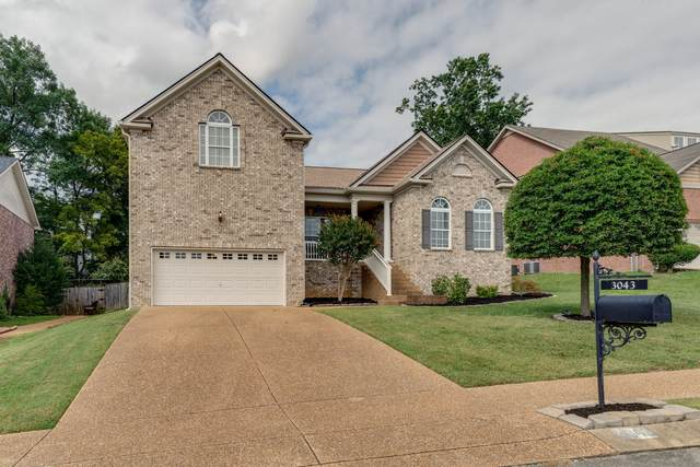 3043 Cairns Dr W, Mount Juliet, TN 37122 (MLS #RTC2193627) :: Village Real Estate