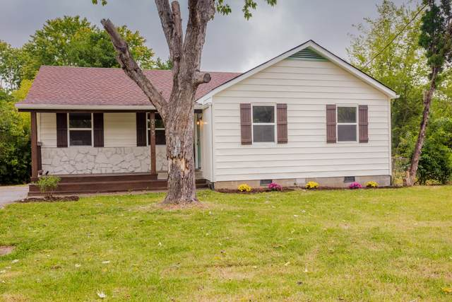 813 Glade View Ct, La Vergne, TN 37086 (MLS #RTC2193698) :: John Jones Real Estate LLC