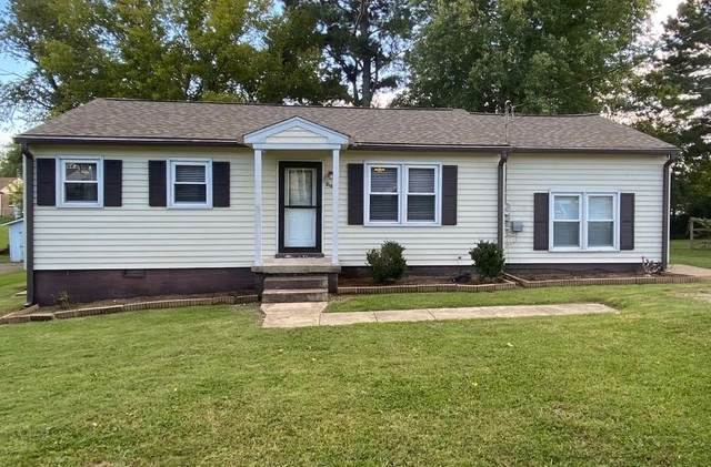 316 Chestnut Dr, Shelbyville, TN 37160 (MLS #RTC2194015) :: Village Real Estate
